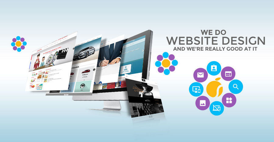 We build websites!