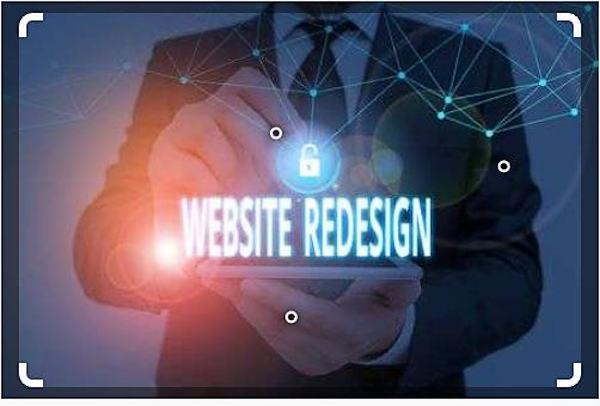 Website design and rebuild